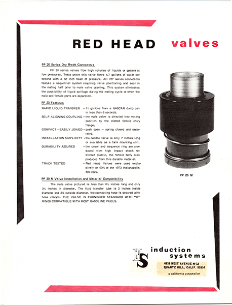 1973 Red Head Brochure for History page-2_med