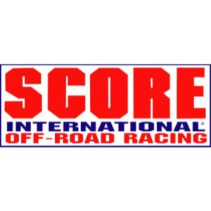 SCORE International Off Road Racing Logo