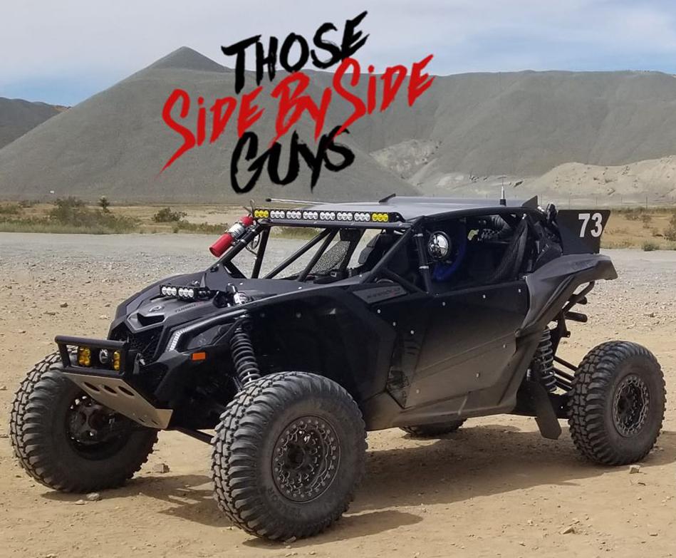 Those Side by Side Guys Black Desert Racer