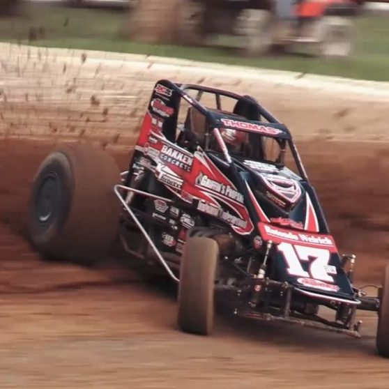 USAC Sprint Car Racing